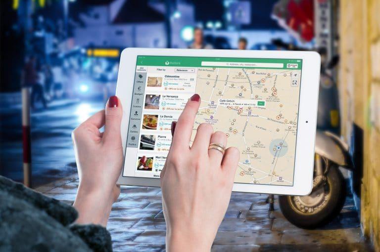 google map restaurant marketing strategies